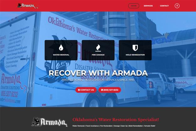 Armada Disaster Solutions, LLC screenshot